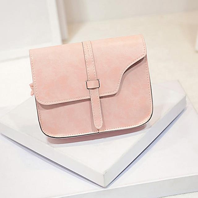 Xiniu Women bag Ladies Multi Color Leather Shoulder crossbody bags womens messenger handbags bolsa feminina para mujer #YLSE
