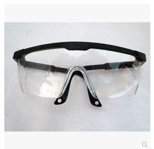 New Workplace Safety Supplies Safety Goggles Eyes Protection Clear Protective Glasses Wind and Dust Anti-fog Medical Use