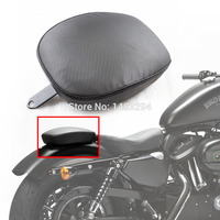 48 2010 2015 Rear Pillion Cover Rear Passenger Seat Fits Fits For Harley Sportster Fits Forty