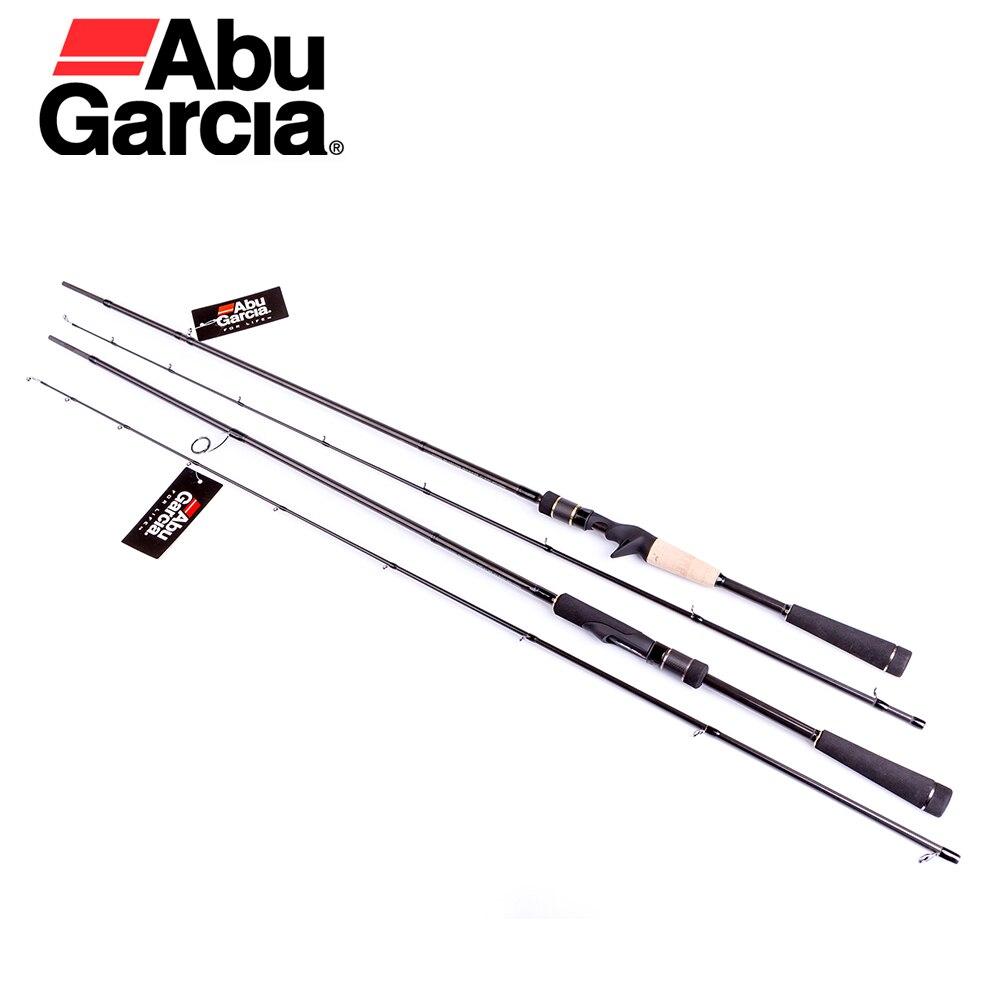 Abu Garcia Pro Max углерода нержавеющая сталь направляющие оксид вставки спиннинг полюс M мощность быстрый легкий морской PMAX литья стержень
