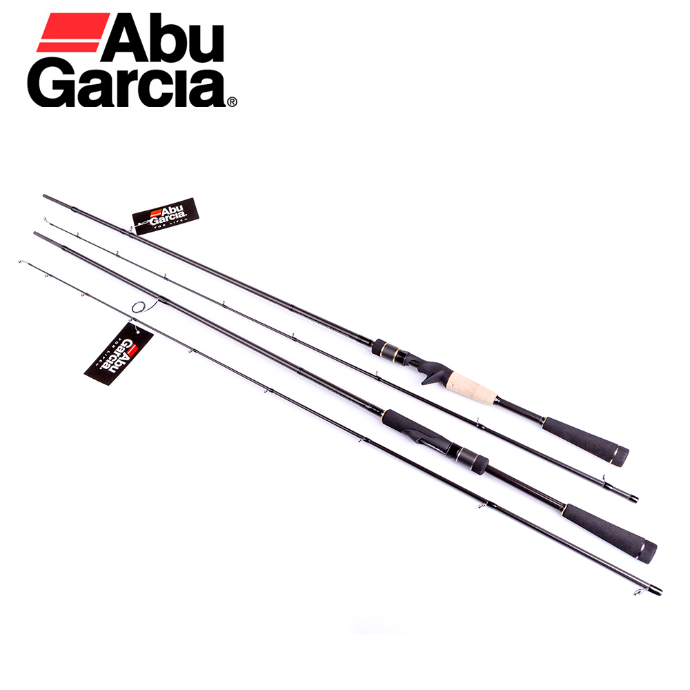 Abu Garcia Pro Max Carbon Stainless Steel Guides Oxide Inserts Spinning Pole M Power Fast Lightweight Saltwater PMAX Casting Rod цена