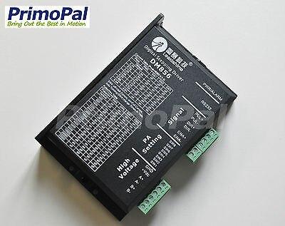 все цены на LeadShine DM856, 2/4 Phase Digital Stepper Motor Driver, 20-80VDC, 0.5-5.6A XWJ