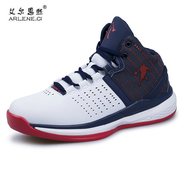 7a0623d5475 Mens Cheap Basketball Shoes Sneakers For Men Air Basket Male Sports Shoes  2018 New Brand Lace