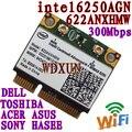 Беспроводная карта для Intel Centrino передовые - N + WiMAX 6250 беспроводной мини-pci-e MIMO карты 622 ANXHMW 802.11a / b / g / N 300 Мбит
