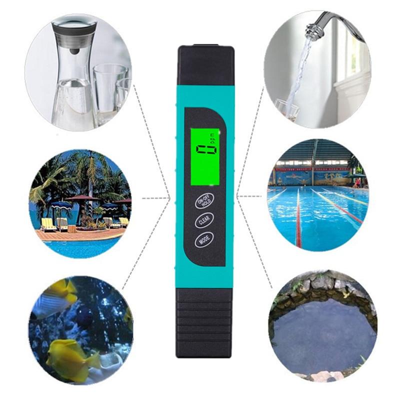 Medidor TDS EC Medidor de temperatura bolígrafo 3 In1 Función - Instrumentos de medición - foto 6