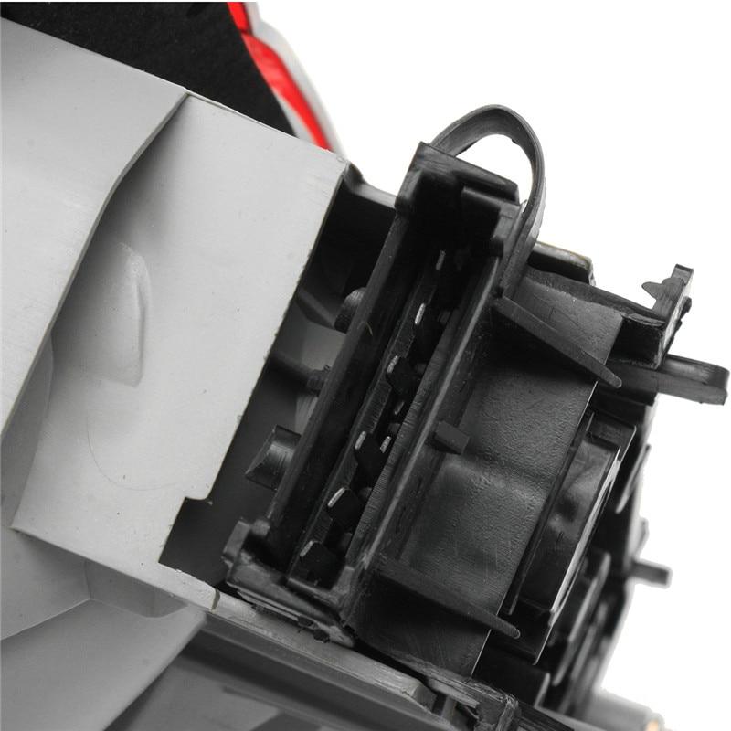 Car RED Tail Left Rear Bumper Reflector Lamp Brake Light Rear Fog Lights For Ford TRANSIT VAN Mk7 2000-2006