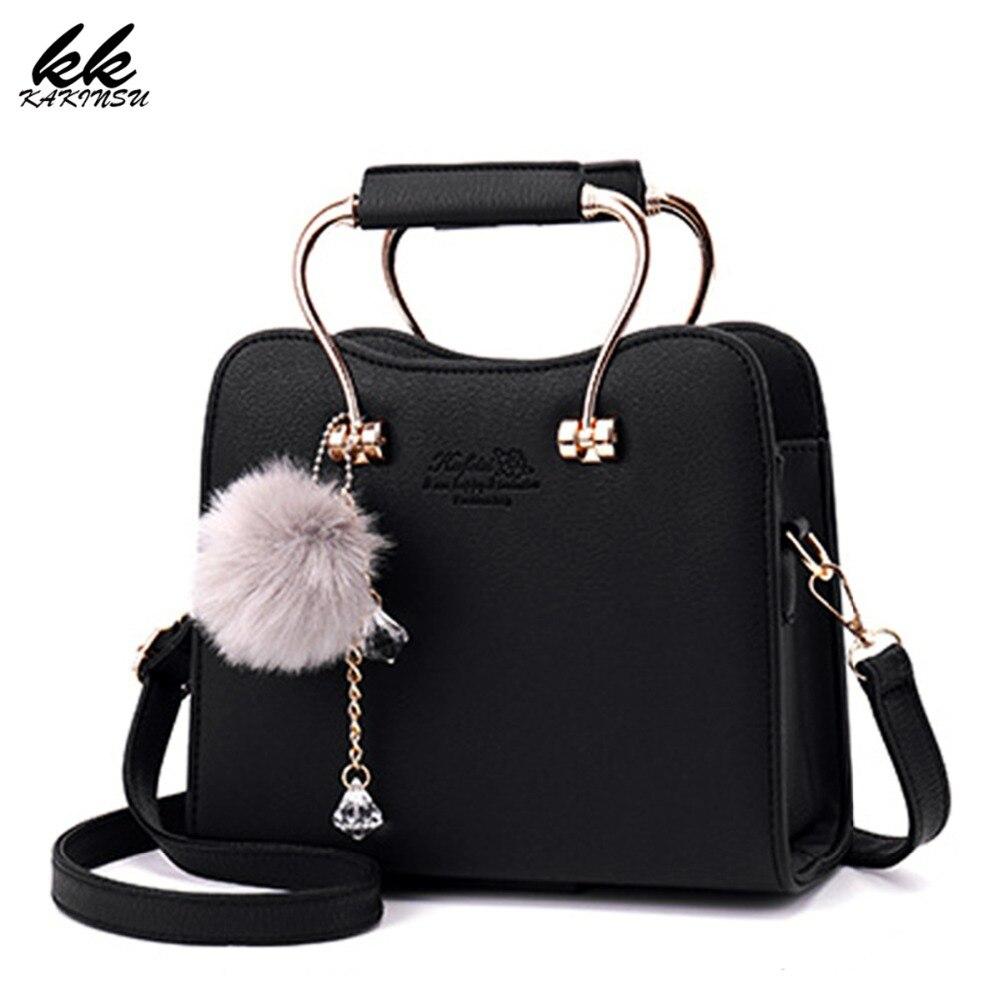 Lujo Mujeres Messenger Bags Bolsos de Charol Brillante Bolsa Feminina Marca de M