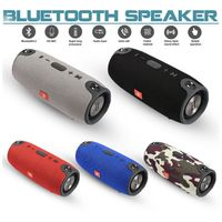 Speaker FM Radio Wireless bluetooth speaker USB outdoor portable waterproof TF maximum support 32G