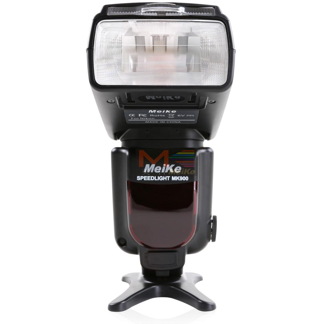 Meike MK-900 MK900 TTL Flash Speedlite Flashlight MK 900 For Nikon D7000 D5200 D3200 D700 D300 D200 D90 D80 D70 D60 meike mk 900 i ttl flash speedlite for nikon flash softbox diffuser the function as sb 900