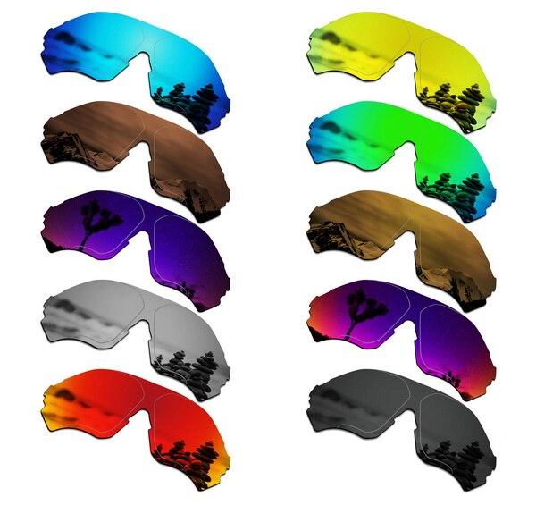 SmartVLT Polarized Replacement Lenses For Oakley EVZero Range Sunglasses - Multiple Options