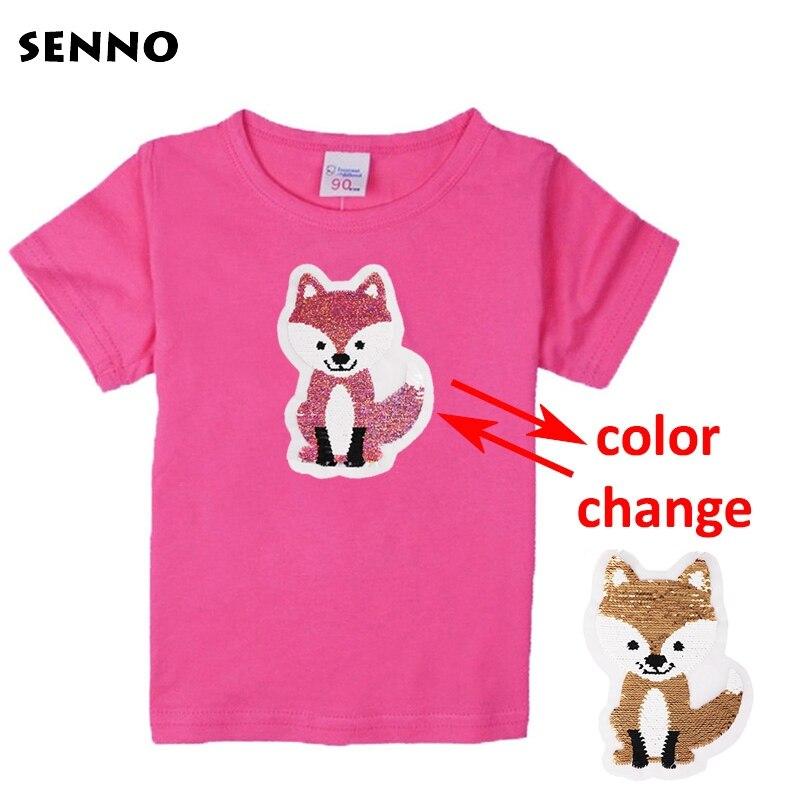 Dropwow Festival sequin top changing color cat switchable reversible ... e4646d0b74a0