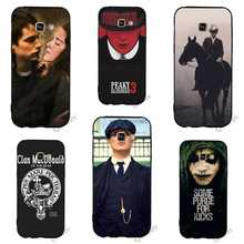 Slim Peaky Blinders Cillian Murphy Phone Cover for Samsung Galaxy A3 Case A5 A6 S6 S7 Edge S8 S9 Plus Note 8 9 Covers Back cillian mcbride recognition