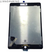 New 100% LCD Display Touch Screen Digitizer Sensors Assembly Panel Replacement For Apple iPad 6 Air 2 A1567 A1566 9.7