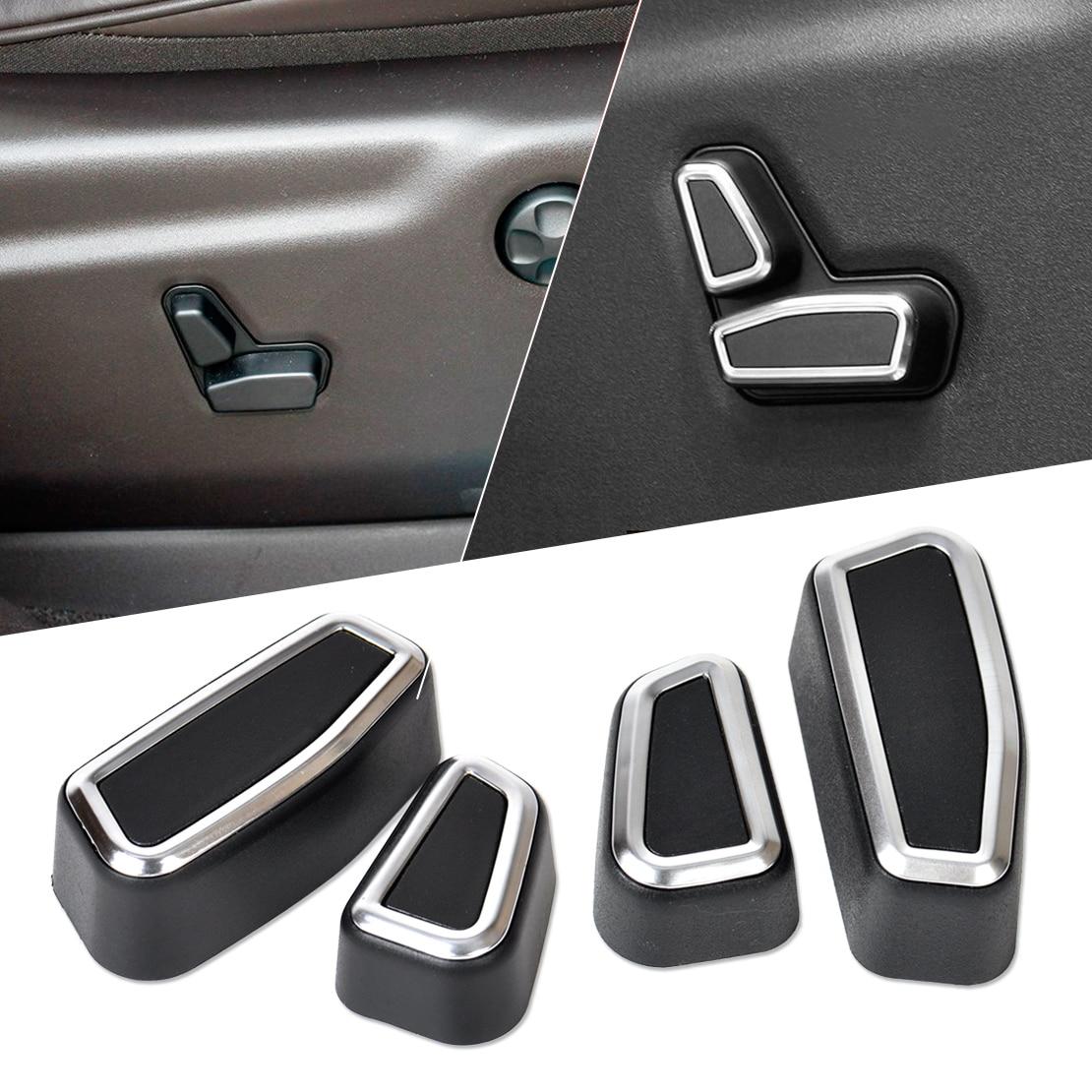 beler 4pcs Front Seat Adjustment Switch Cover for Jeep Grand Cherokee Patriot Chrysler 300C 2011 2012 2013 2014 2015 chrysler grand voyager с пробегом москва