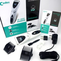 Codos CP 8000 Dog Hair Trimmer Pet Hair Clippers Pets Dogs Ceramic Blades Haircut Shaver Machine Cat Animal Hair Clipper