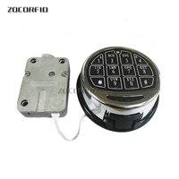 Электронный замок безопасности электронный безопасный замок для банкоматов для пистолета Сейф/хранилище