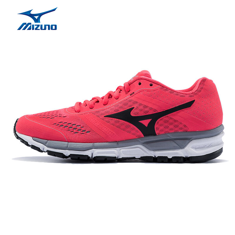 MIZUNO Women's SYNCHRO MX (W) Jogging Running Shoes Breathable Light Weight Sneakers Sports Shoes J1GF161913  XYP486 mizuno breath thermo socks light ski mzn73uu152 мужские