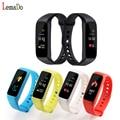 Lemado L30T Deportes Bluetooth Inteligente Pulsera Smartband Heart Rate Monitor Podómetro Rastreador de Ejercicios Dinámicos para Android iOS Teléfono