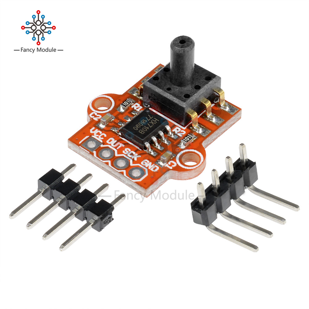 3.3-5V Digital Barometric Pressure Sensor Module Liquid Water Level Controller Board 0-40KPa For Arduino 3.3V-5V