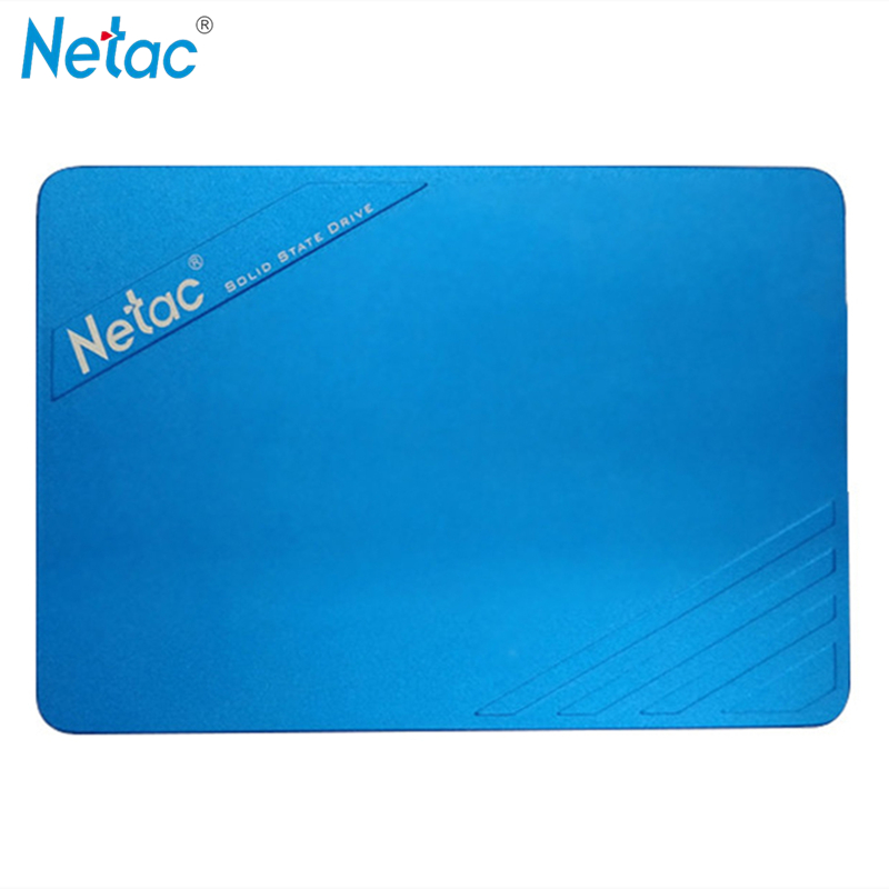 Netac N610S 2.5in SATAIII 6 Gb/s Solid State Drive Extraordinaire SLC Mise En Cache Algorithme R/W Vitesse 500 Mo/S Interne SSD 240 GB 120 GB