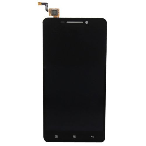 Lcd Assembly For Lenovo A5000 Black LCD Display Touch Screen Digitizer Assembly Replacement free tools