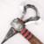 Assassins creed III 3 connor Kenway DELUXE PU Traje Prop Acessório Réplica Machado Tomahawk Hatchet ENVIO NO MESMO DIA Cosplay