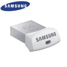 Samsung USB 3.0 Flash Drive 128 ГБ 64 ГБ 32 ГБ 150 МБ/с. мини ручка крошечные Pendrive Memory Stick хранения устройство U диска Fit Бесплатная доставка