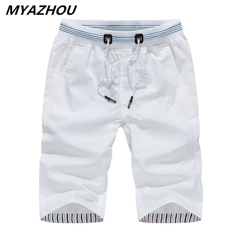 Men's Summer Shorts 2019 New Fashion Men's Cotton Casual Shorts Large Size Loose Breathable Sports Casual Shorts Men S-4XL