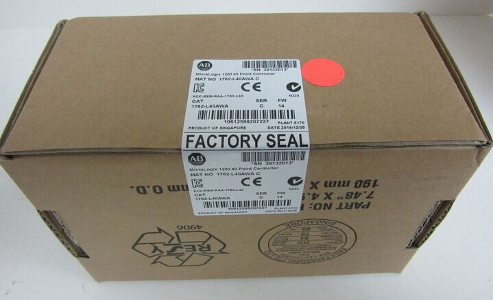 AB 1762-L40AWA FACTORY SEALED, NEW AND ORIGINAL 100%, HAVE IN STOCK fs300r12ke3 new original goods in stock