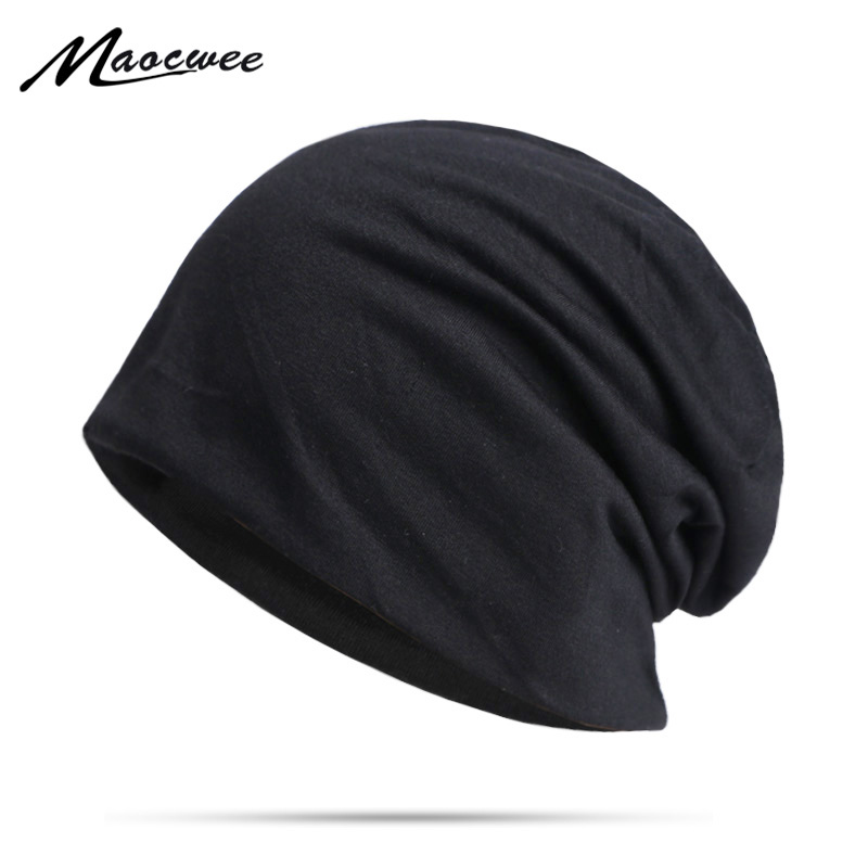 Beanie   Hat New Spring And Autumn For Men's Solid Color Hedging Cap Winter Outdoor Sports Thin Windproof Hat Fashion   Beanie   Hat