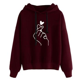Μπλούζα με κουκούλα AS Γυναικείες Μπλούζες Ρούχα MSOW