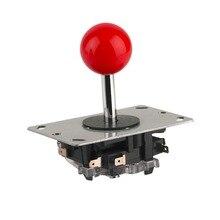 Аркадный джойстик DIY джойстик красный шар 4/8 джойстик бои палка части для игры аркадная очень прочная конструкция