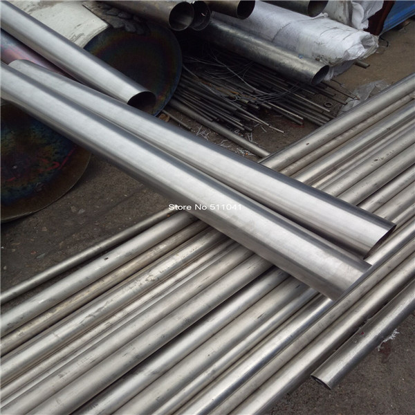 titanium tube titanium pipe diameter 76mm *1.6mm thick long 39 inch ,2pcs free shipping,Paypal is available