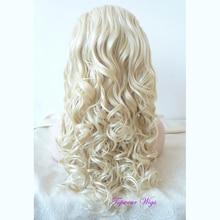 Blonde Top Quality Heat Resistant Wig