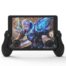Mini Joystick Touch Screen Mobile Gamepad + Gamepad Joystick + Suction Cup For IOS Android Powerful Suction Precise Operation