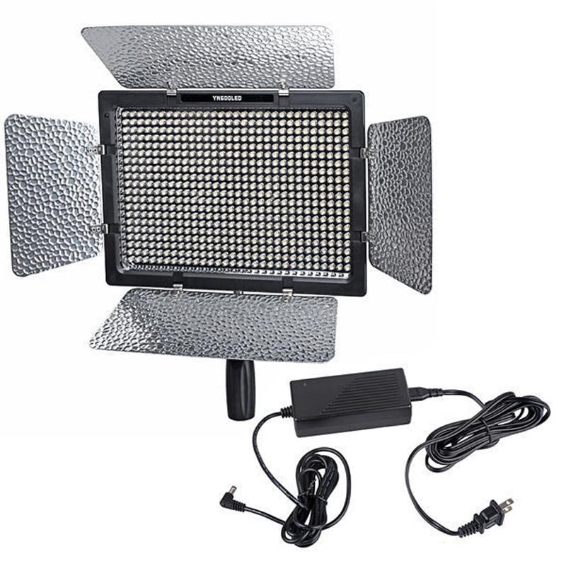 YONGNUO yn600l II 5500 К yn600 II 600 свет Панель 2.4 г Беспроводной удаленного Bluetooth с AC Адаптеры питания по телефон приложение