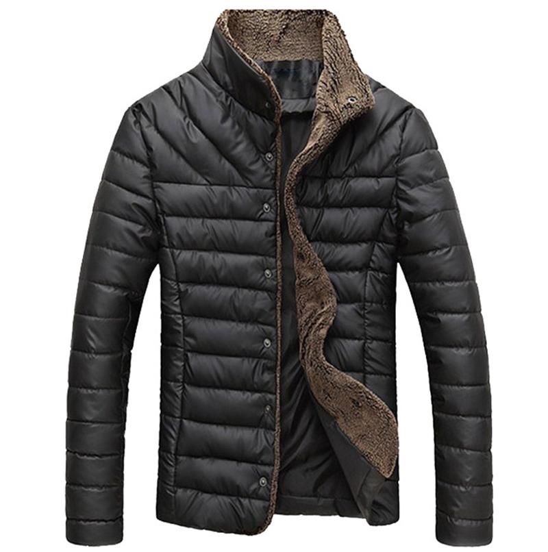 Утепленная мужская куртка | Aliexpress