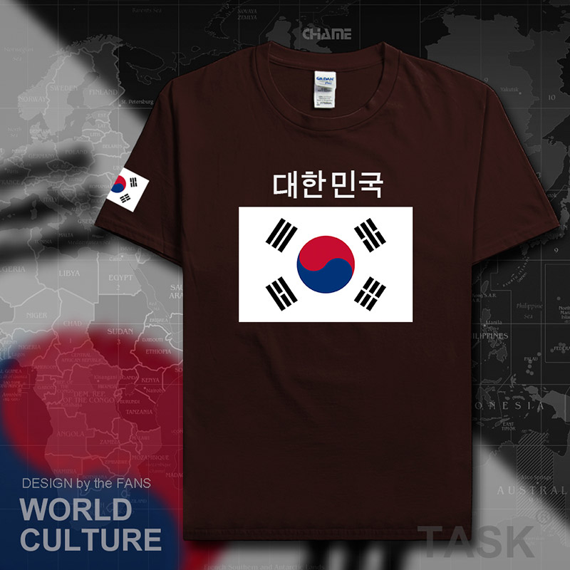 T-Shirt SEOUL COREE DU SUD Maillot SOUTH KOREA