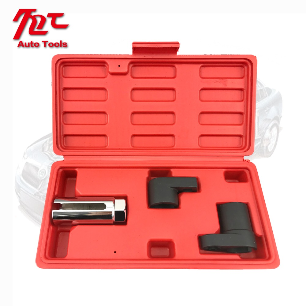 NEW Car Oxygen Sensor 6 Point Socket Wrench O2 Tool Remover Installer Set