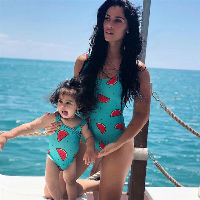 Parent-child Swimwear...