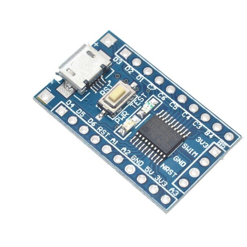 10PCS WAVGAT ARM STM8 Development Board Minimum System Board STM8S103F3P6 Module for arduino10PCS WAVGAT ARM STM8 Development Board Minimum System Board STM8S103F3P6 Module for arduino
