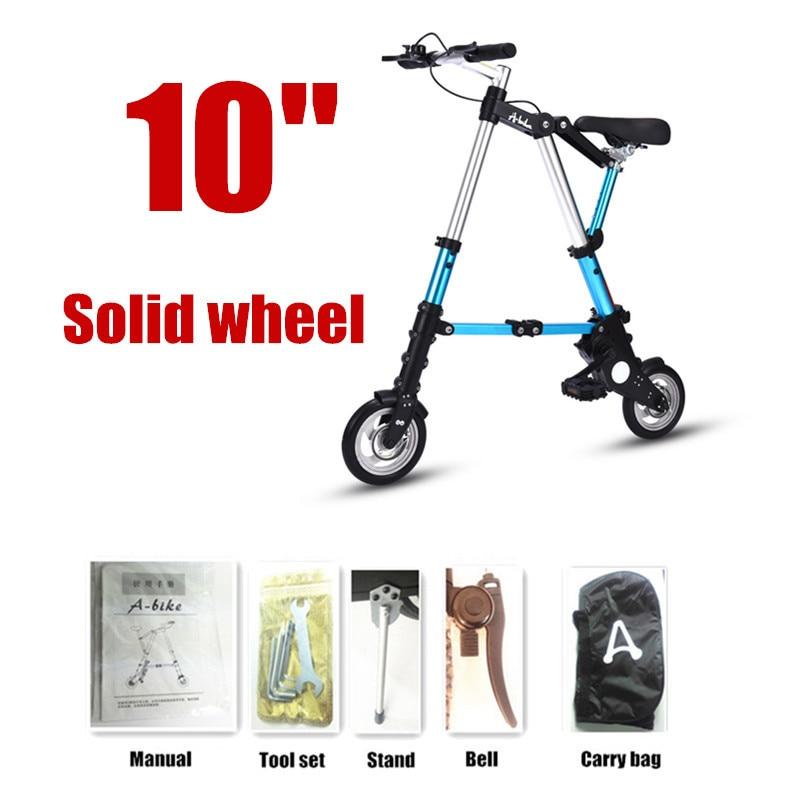 10 Solid wheel blue