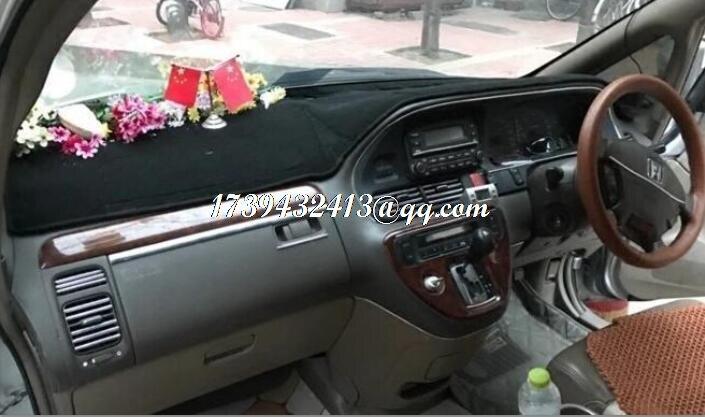 dashmats car-styling accessories dashboard cover for honda ODYSSEY ra6 ra9 1999 2000 2001 2002 2003 rhd коврик в багажник honda odyssey ra6 jdm 12 1999 09 2003 п р кор мв полиуретан