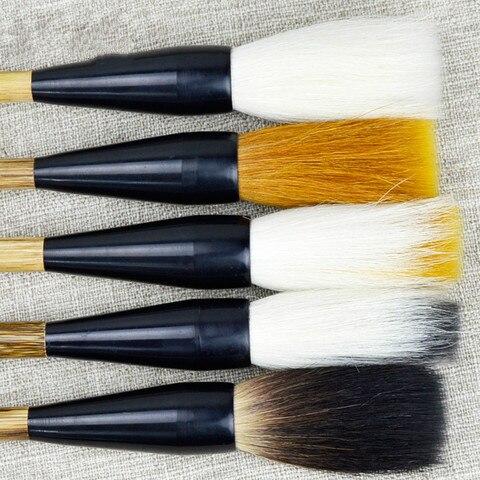 distico caneta la doninha varios cabelos escovas escrita pintura suprimentos