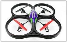Juguetes del WL V262 rc quadcopter 2.4 g ufo 6ch girocompás 4-Axis ar. Drone 2.0 WL V262 X30v con la cámara 51 CM mayor rc ufo helicóptero