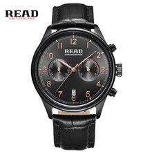 Luxury Brand North Men Quartz Watches Genuine Leather Waterproof Casual Wrist watches for Man Sport relojes Outdoor Clock PR31