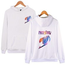 Fairy Tail Printed Hoodies (6 styles)