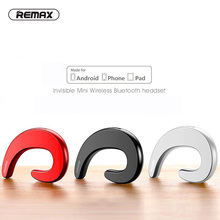 Remax Wireless Bluetooth Earphone HD Stereo Sports Hook Painless Headset for iPhone Xs max Xr X 8 7 6 plus 6s 5 s xiaomi huawei стоимость