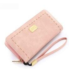 Neue Ankunft Mode Frauen Geldbörsen Designer Brieftaschen Berühmte Marke Frauen Brieftasche 2016 Frauen Geldbörsen Reißverschluss Handtasche
