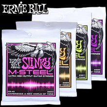 Ernie Ball M-Steel Ultra High Output Guitar Strings 2922 2921 2920 2923